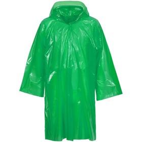 Дождевик-плащ BrightWay, цвет зелёный Ош