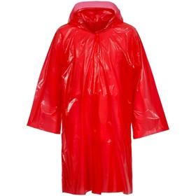 Дождевик-плащ BrightWay, цвет красный Ош