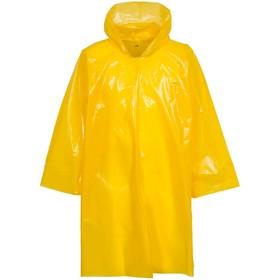 Дождевик-плащ CloudTime, цвет жёлтый Ош