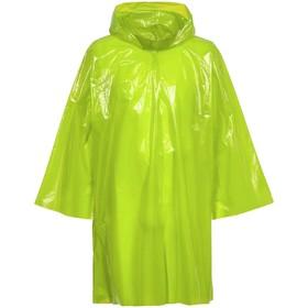 Дождевик-плащ CloudTime, цвет зелёное яблоко Ош