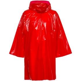 Дождевик-плащ CloudTime, цвет красный Ош