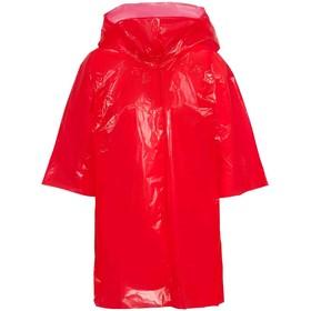 Дождевик-плащ детский BrightWay Kids, цвет красный Ош