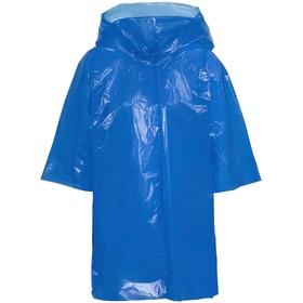 Дождевик-плащ детский BrightWay Kids, цвет синий Ош