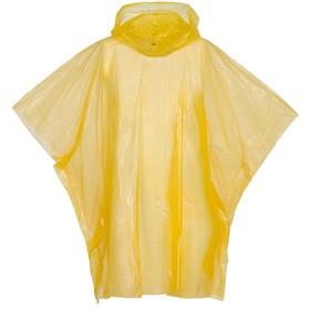 Дождевик-пончо RainProof, цвет жёлтый Ош