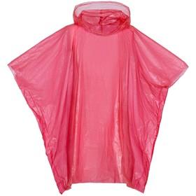 Дождевик-пончо RainProof, цвет красный Ош