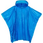 Дождевик-пончо RainProof, цвет синий