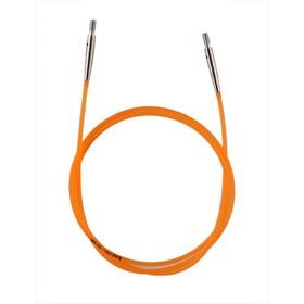 Набор для круговых спиц: тросик 56 см (80 см), заглушки, кабельный ключик