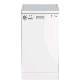 Посудомоечная машина Beko DFS05R13W, класс А, 10 комплектов, 5 программ, белая Ош