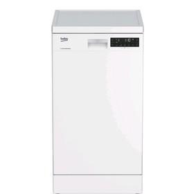 Посудомоечная машина Beko DFS28120W, класс А, 11 комплектов, 11 программ, белая Ош
