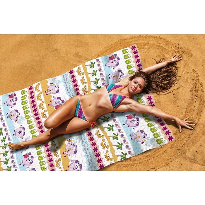 Пляжное покрывало «Бараш мечтатель», размер 145 × 200 см