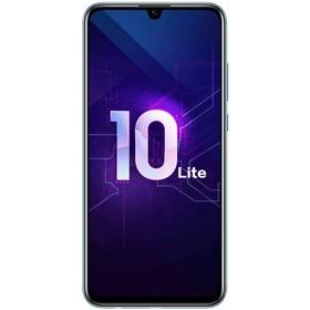 "Смартфон Honor 10 Lite 6,21"", 64Гб, 3Гб, 13+2МП, 4G, Android 9, синий"