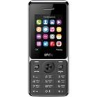 "Сотовый телефон INOI 248M 2,4"", microSD, 0,3МП, 2 sim, чёрный"