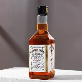 """Гель для душа виски 500 мл """"С Новым годом"""""""