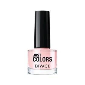 Лак для ногтей Divage Just Colors, тон № 53 Ош
