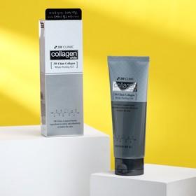 Гель с коллагеном 3W CLINIC Collagen White Peeling Gel, 180 мл