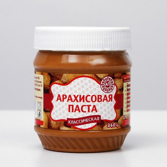 """Арахисовая паста """"АП"""" классическая, 340 г"""
