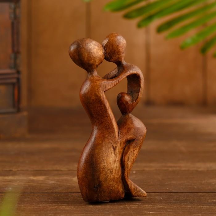 Сувенир дерево Счастье 15х7х2 см