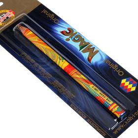 Карандаш с многоцветным грифелем Koh-i-noor 3405/01 MAGIC Original, 5,6мм, блистер Ош