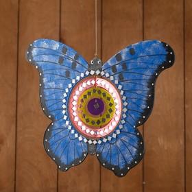 Сувенир подвесной 'Бабочка' МДФ 25х25х0,5 см Ош