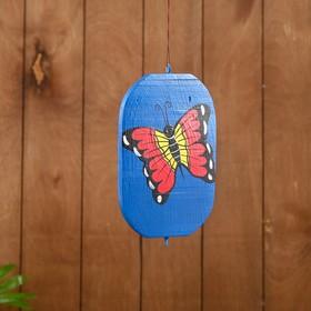 Сувенир подвесной 'Бабочки' дерево 12х13х15 см Ош