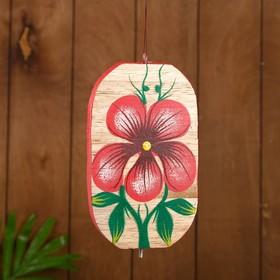 Сувенир подвесной 'Цветы' дерево 12х13х15 см Ош