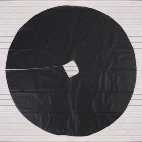Круг приствольный, d = 1,6 м, плотность 60 г/м², спанбонд с УФ-стабилизатором, набор 5 шт., чёрный, «Агротекс» Ош