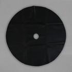 Круг приствольный, d = 1 м, спанбонд с УФ-стабилизатором, набор 2 шт., чёрный, Greengo, Эконом 20%