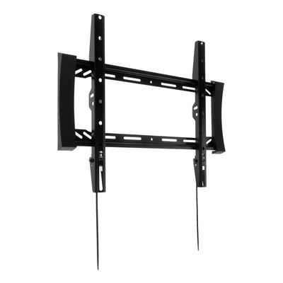 """Кронштейн VOBIX VX-5570B, для ТВ, фиксированный, 26-55"""", 30 мм от стены, черный"""