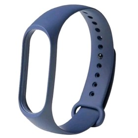 Ремешок для фитнес-браслета Xiaomi Mi Band 3/4, синий