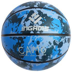 Мяч баскетбольный INGAME CAMO, размер 7, цвета МИКС