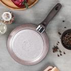 Сковорода Papilla Wilma cappuccino granite, d=20 см - Фото 4