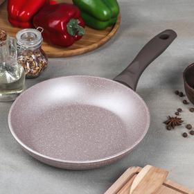 Сковорода Wilma cappuccino granite, d=22 см