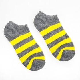 Носки женские Mondo Caldo полоска, цвет микс, размер 36-39 Ош