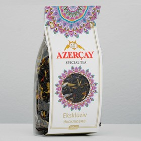 Чай AZERCAY эксклюзив 100 г. С цв.василька, сафлора, наготка/20