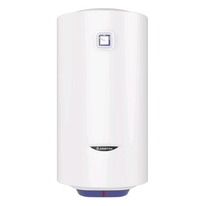 Водонагреватель Ariston BLU1 R ABS 65 V SLIM, накопительный, 1.5 кВт, 65 л, IPX3, белый