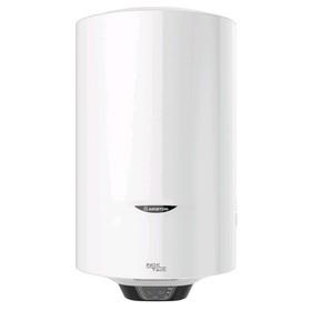 Водонагреватель Ariston PRO1 ECO INOX ABS PW 65 V Slim, накопительный, 2500 Вт, 65 л, белый
