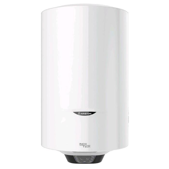 Водонагреватель Ariston PRO1 ECO INOX ABS PW 65 V SLIM, накопительный, 2.5 кВт, 65 л, белый