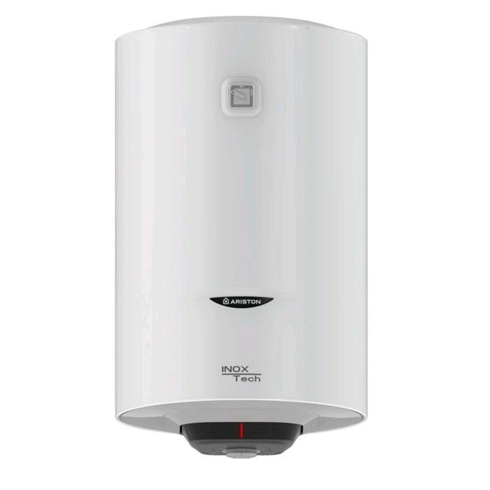 Водонагреватель Ariston PRO1 R INOX ABS 100 V, накопительный, 1500 Вт, 100 л, IPX3, белый