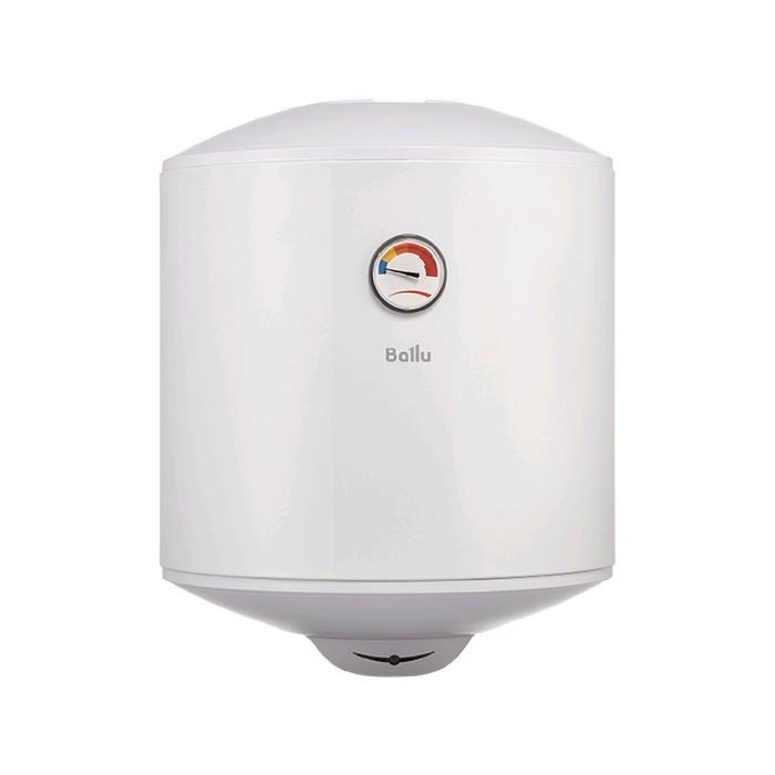 Водонагреватель Ballu BWH/S 50 Proof, накопительный, 1.5 кВт, 50 л, белый