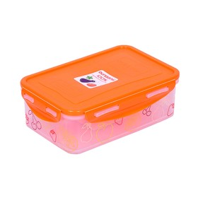 Пластиковый контейнер Oursson CP1103-3S/OR, 1.1 л