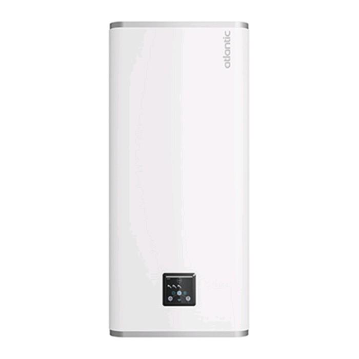 Водонагреватель Atlantic Vertigo Steatite Wifi 80 W, накопительный, 2.25 кВт, 65 л, белый
