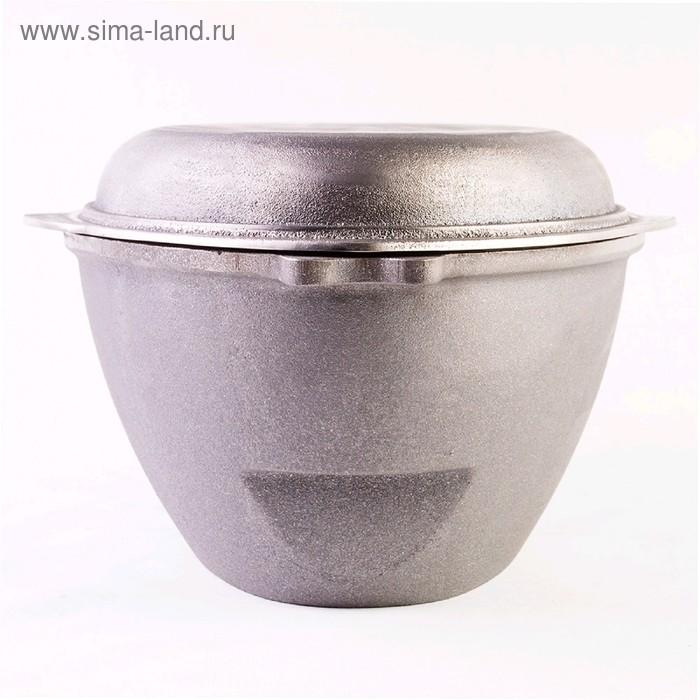 Утятница  со сковородой для рыбы и съёмной решеткой-гриль, 11 л