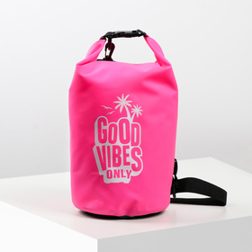 Водонепроницаемая сумка «Good vibes», 5 л Ош
