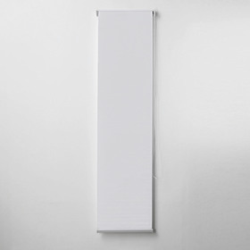 Штора рулонная «Механика», 50×180 см (с учётом креплений 3,5 см), цвет белый Ош