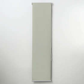 Штора рулонная «Механика. Блэкаут», 50×180 см (с учётом креплений 3,5 см), цвет бежевый Ош