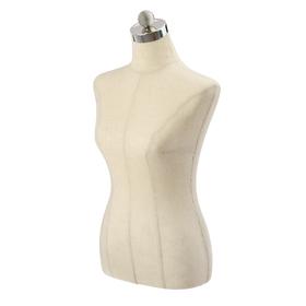 Манекен портновский, женский, 86*65*88, H=72см, плечи 39 см, цвет телесный Ош