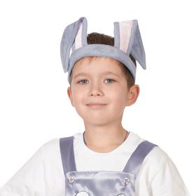 Ободок с ушами «Зайчонок» Ош