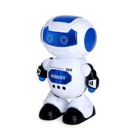 Робот «Ботик» музыкальный, в пакете Ош
