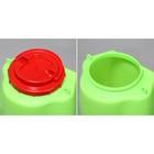 Канистра-умывальник пищевой, 10 л, зелёный - Фото 8