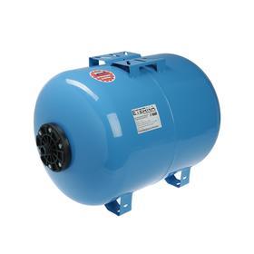 Гидроаккумулятор ETERNA Г-100П, для систем водоснабжения, горизонтальный, 100 л